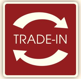 trade in sign